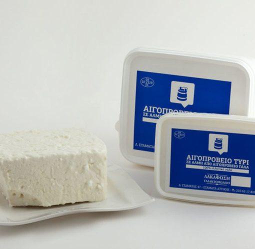 αιγοπρόβειο τυρί Λακαφώσης